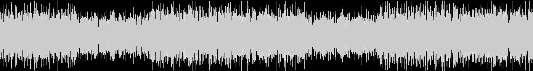 ダーク琴エレクトロ/ループの未再生の波形