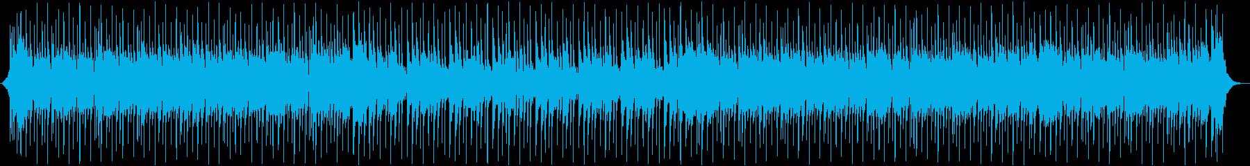シンキングタイム・クイズ・ファンク・推理の再生済みの波形