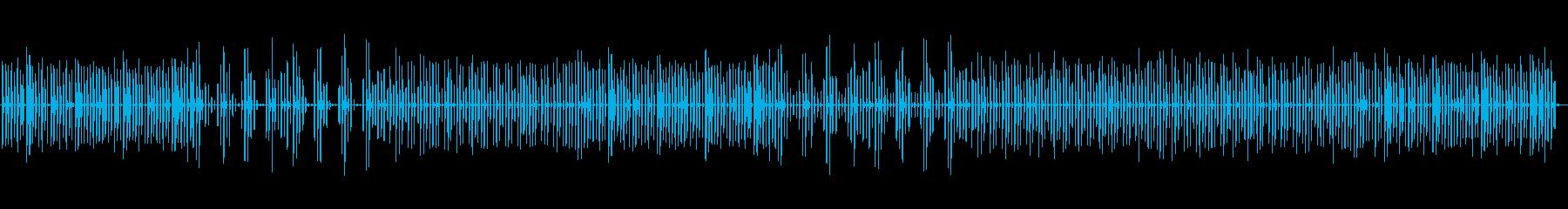 ビンテージビデオゲームに触発された...の再生済みの波形