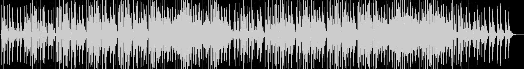 軽快・映像・解説・ナレーション用の未再生の波形