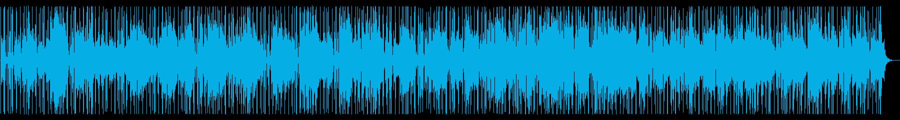 都会/R&B/生演奏_No452_1の再生済みの波形
