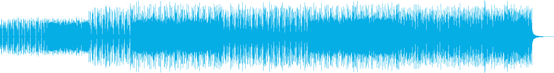 ヘヴィロック 楽しげ クール ファ...の再生済みの波形