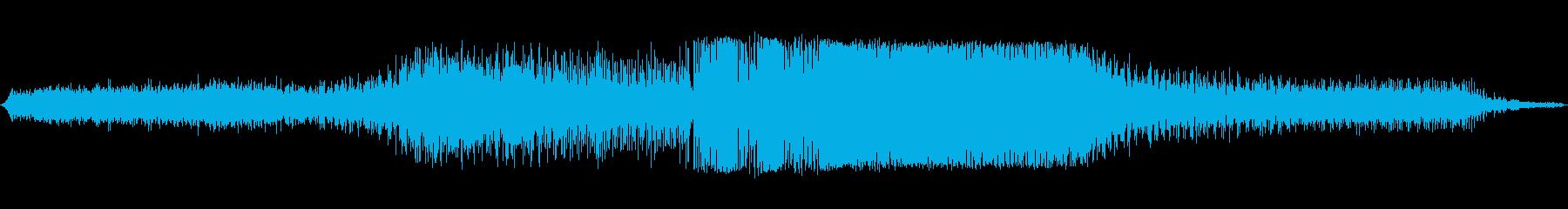 M-38アーミージープ:プルアップ...の再生済みの波形