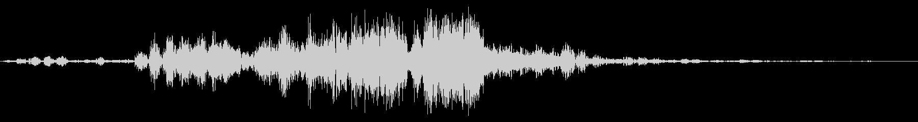 サブアトミックチャンバースライドオ...の未再生の波形