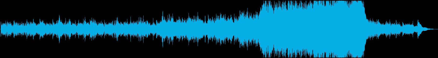 動画 センチメンタル 感情的 やる...の再生済みの波形
