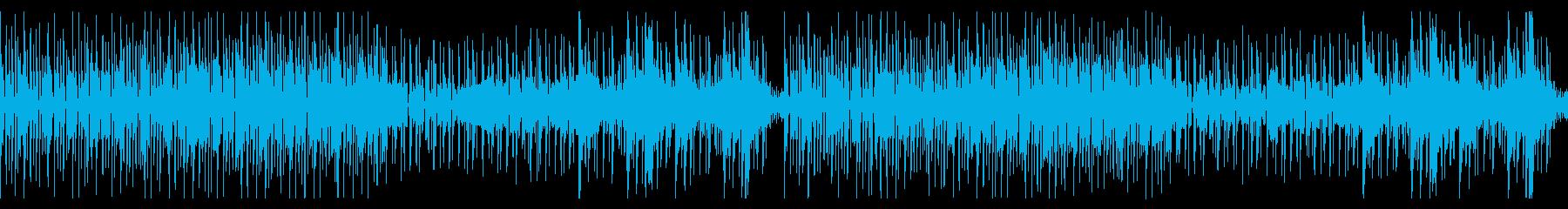 【ニュース】デジタルな分析・解説の再生済みの波形