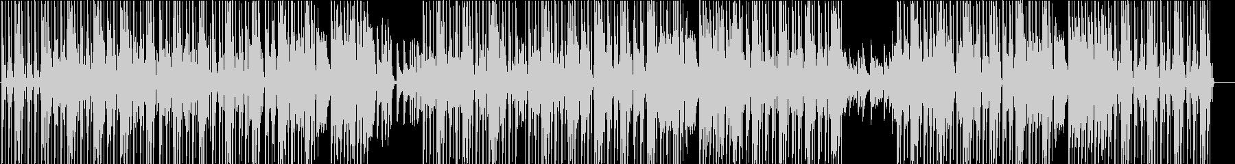 ブルーボーイの場合 パート3の未再生の波形