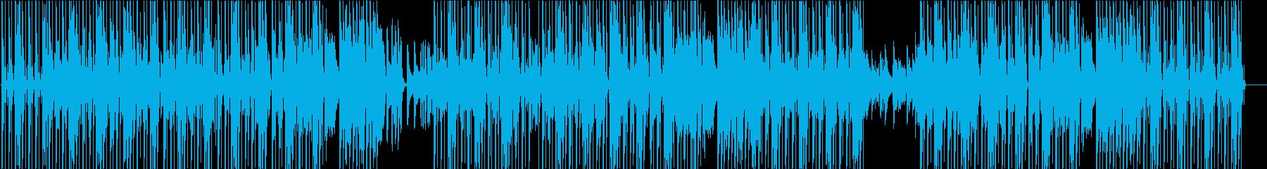 ブルーボーイの場合 パート3の再生済みの波形