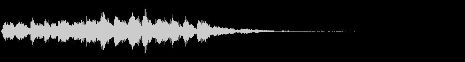 ブンブンブンチャンチャ…(アイキャッチ)の未再生の波形