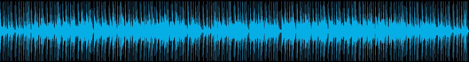 武家屋敷風の和風曲/ゲーム・映像/M14の再生済みの波形