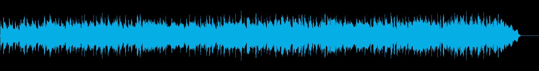アコースティック楽器。 Jangl...の再生済みの波形