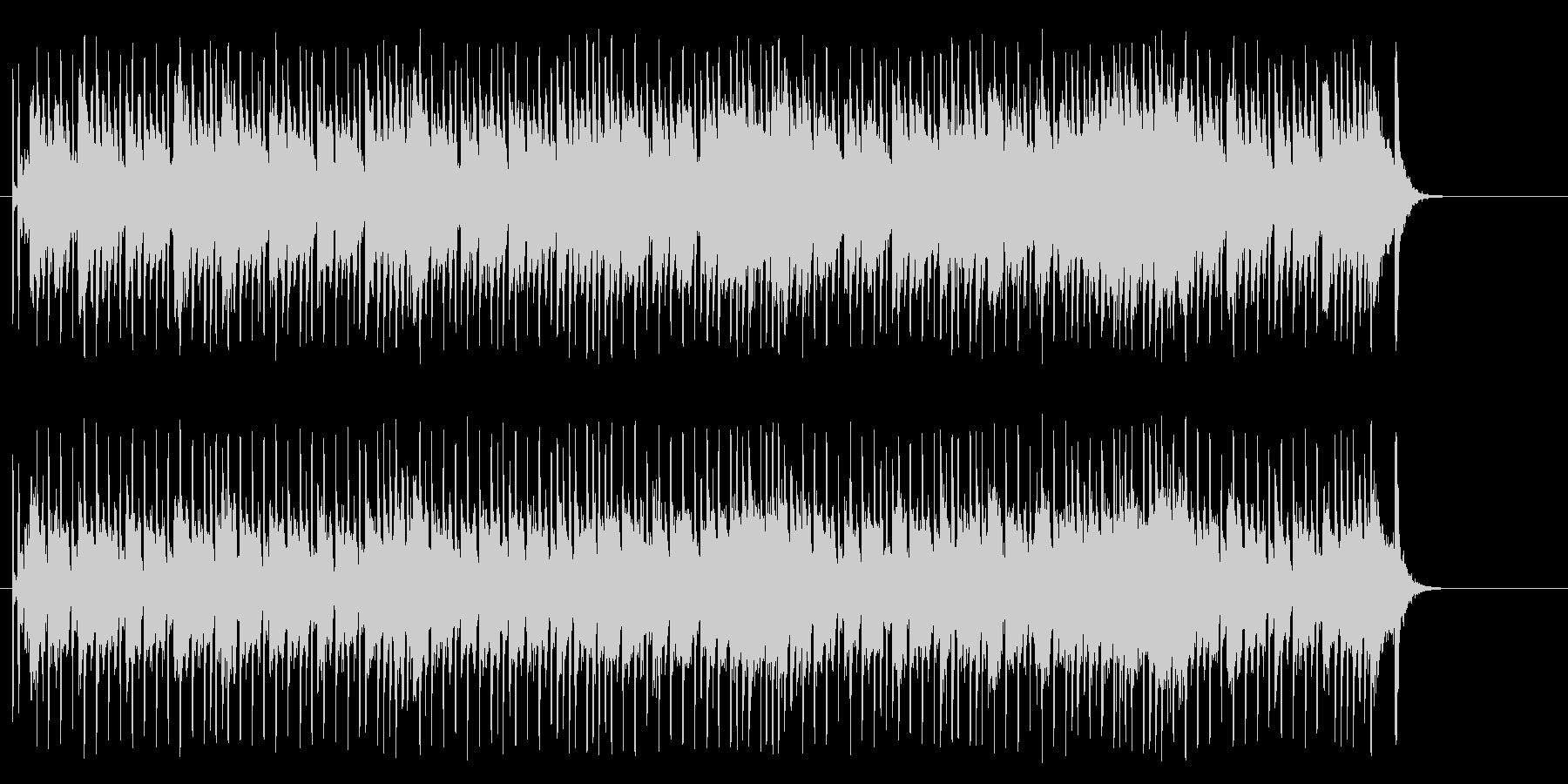 楽しいR&R/ポップ(イントロ~A~…)の未再生の波形