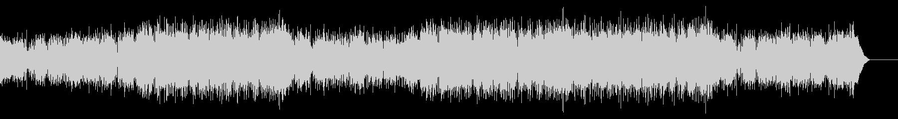 生演奏サックスのおしゃれな映像用ジャズの未再生の波形