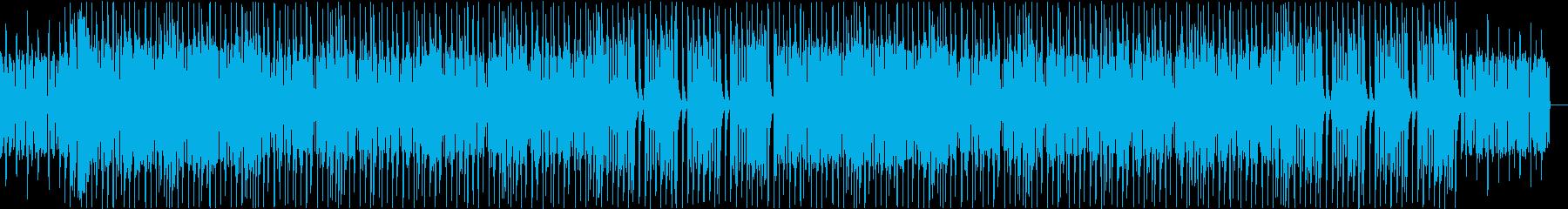 謎解き・パズル・推理・クイズの再生済みの波形