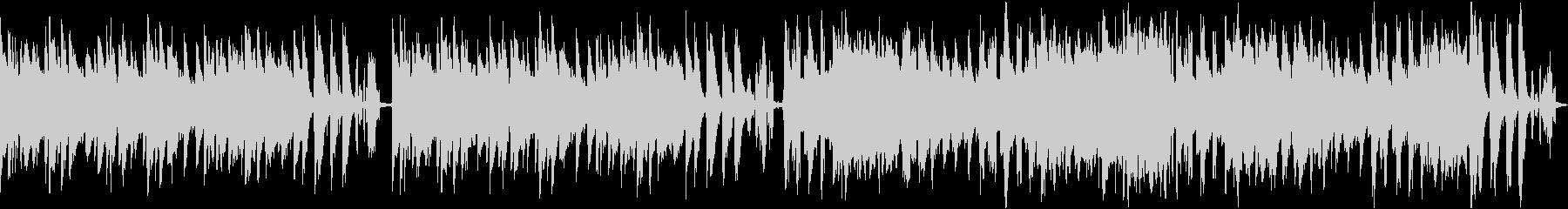 コミカル/静かめループ仕様の未再生の波形