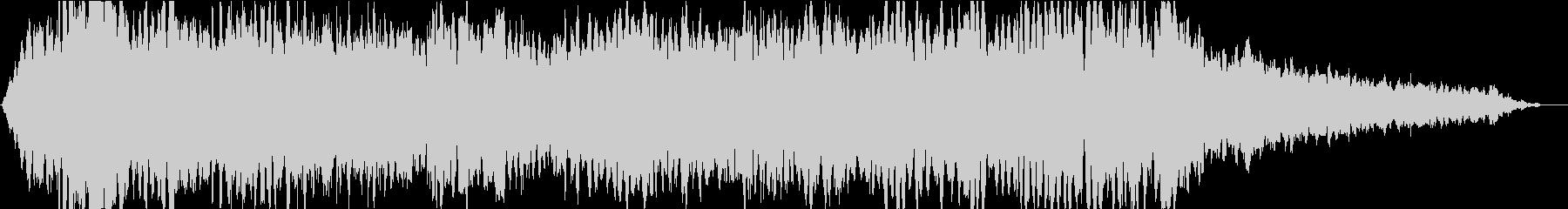 ドローン クレイジーエレファント02の未再生の波形
