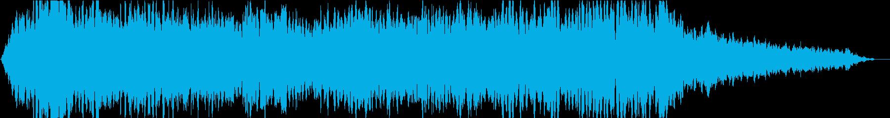 ドローン クレイジーエレファント02の再生済みの波形
