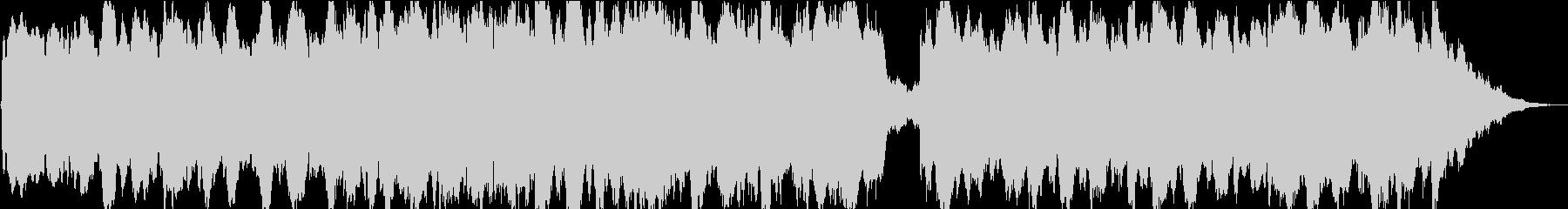 ドローン 不安定なホバーベース01の未再生の波形
