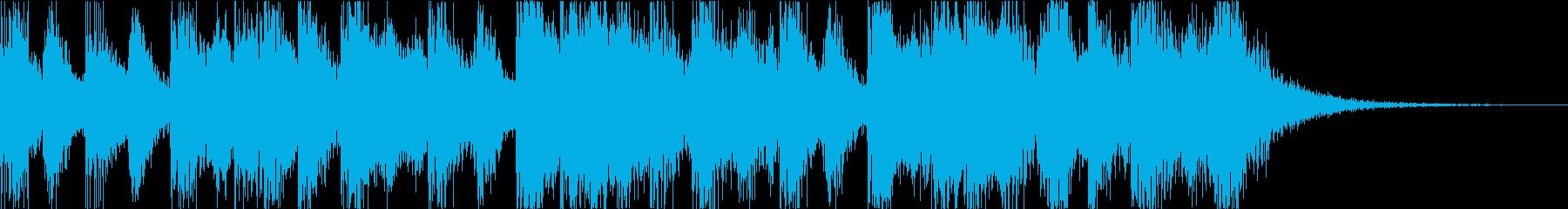 サーカスのテーマ。気まぐれなシュマ...の再生済みの波形