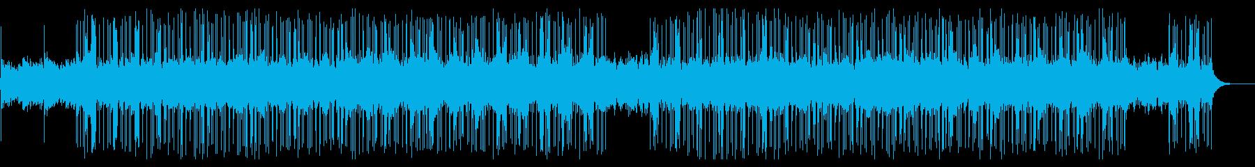 インスピレーションを与えるヒップホ...の再生済みの波形