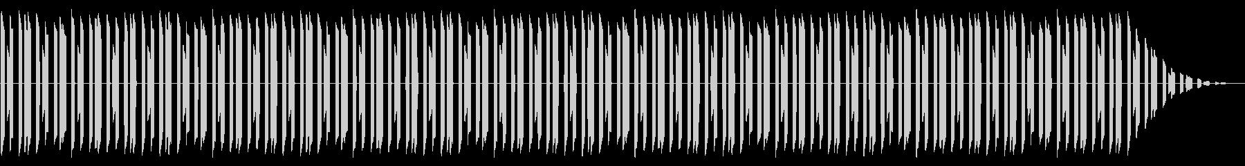 NES 汎用 A02-1(ステージ) の未再生の波形