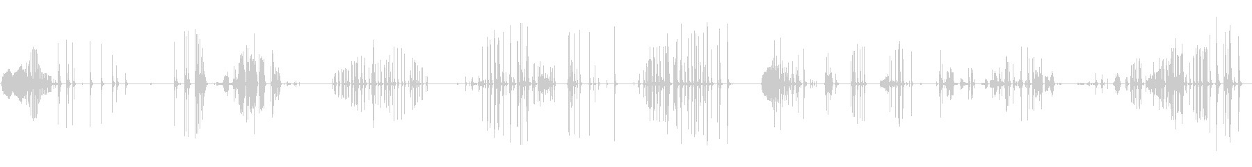 さまざまなバルーンのきしみときしみの未再生の波形