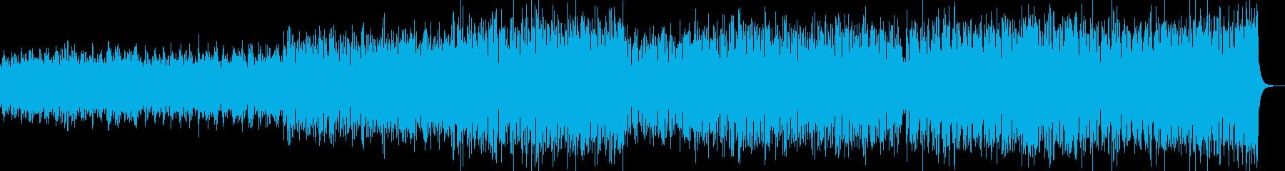 オルゴールと管弦楽・甘美な変拍子舞曲 Bの再生済みの波形
