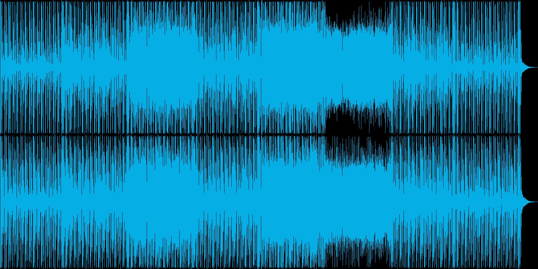都会的でpopなfunk / discoの再生済みの波形