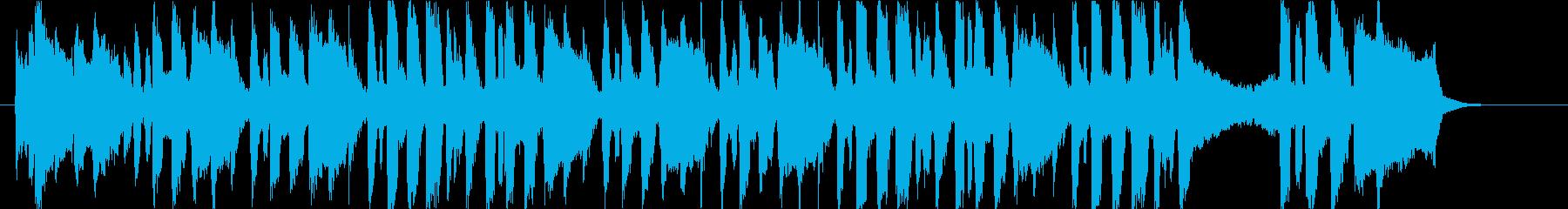 誕生日の歌(ワルツver) 【イズミ】の再生済みの波形