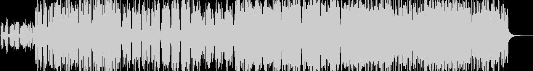 「HR/HM」「DARK」BGM45の未再生の波形