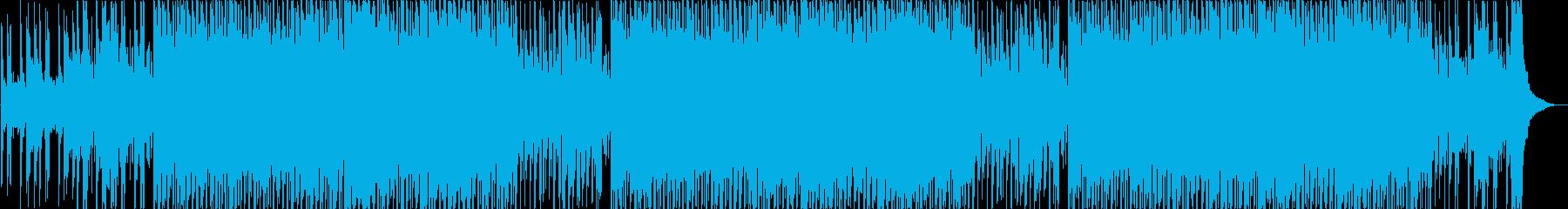 かわいいベルが主役うきうきポップな日常bの再生済みの波形