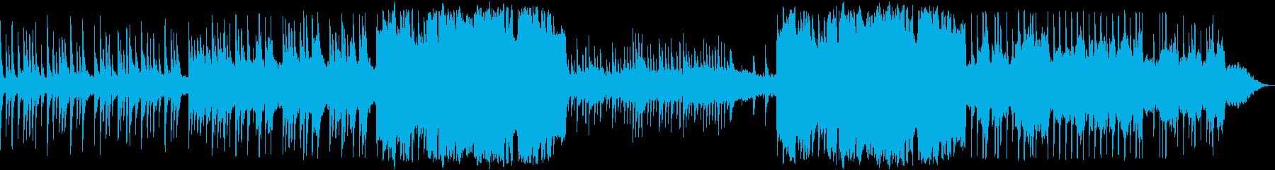 切ない旋律が胸をしめつけるピアノ音楽の再生済みの波形
