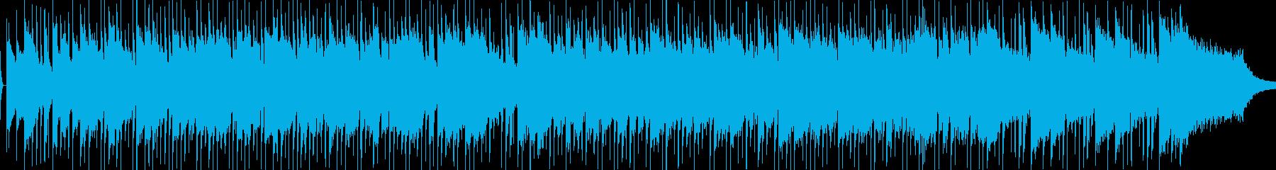 やわらかな雰囲気のボサノバ調の曲です。…の再生済みの波形