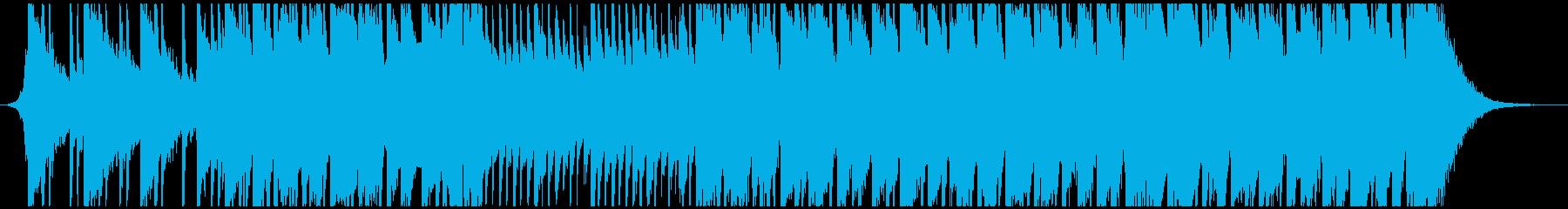 新しい ポップ バラード ポジティ...の再生済みの波形