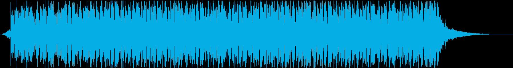 ポップ テクノ 代替案 ハウス ダ...の再生済みの波形