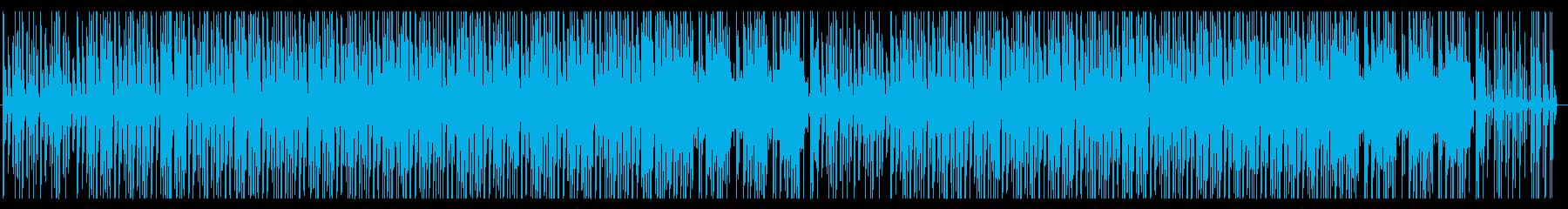楽しい遠足 アウトドア ピクニック 登山の再生済みの波形