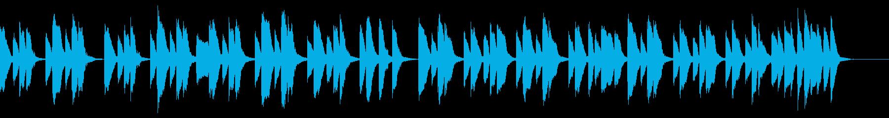 知育・料理・パズル・日常ピアノ28Aの再生済みの波形