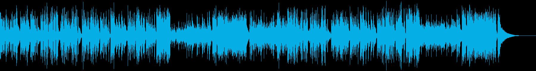 ラテン系 センチメンタル 感情的 ...の再生済みの波形