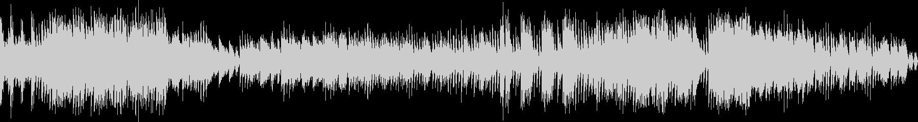 ループ用・和風・ピアノ・三味線・ノリノリの未再生の波形
