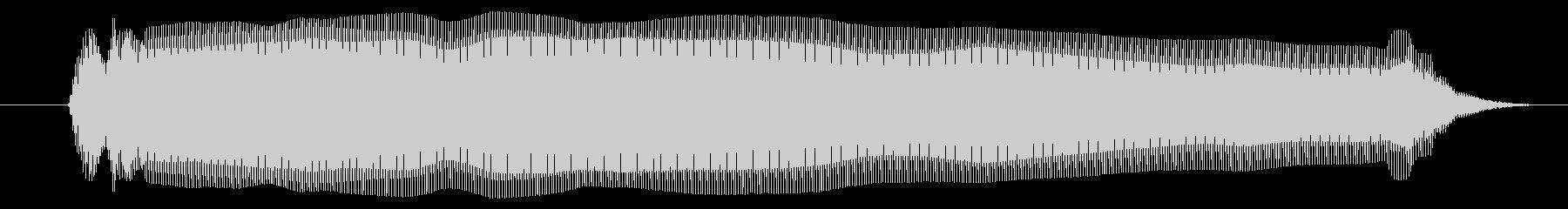 SNES サッカー01-11(ゴール)の未再生の波形