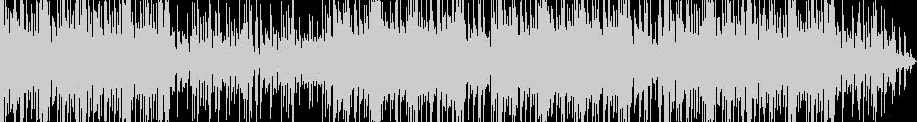 メロディックなポップ/ Drum'...の未再生の波形