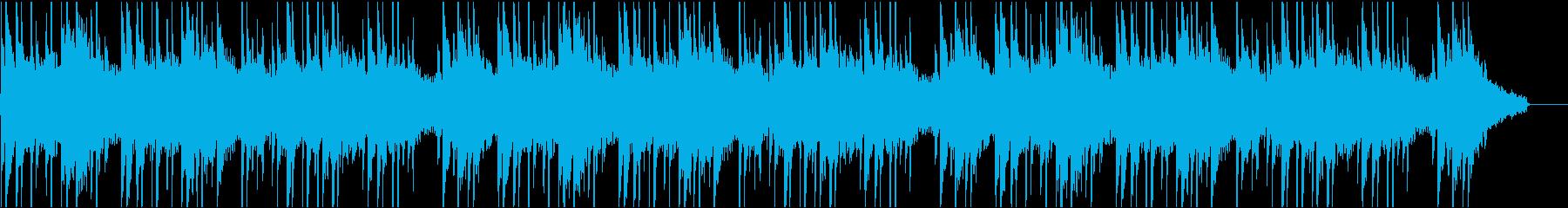 仰げば尊し 和風 琴の再生済みの波形