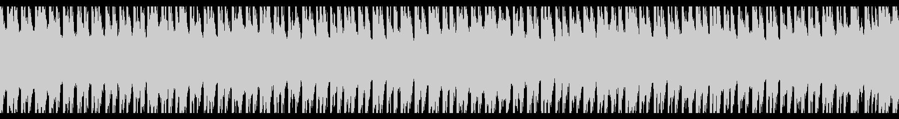 ハッピーサニーデイズ(ループ)の未再生の波形
