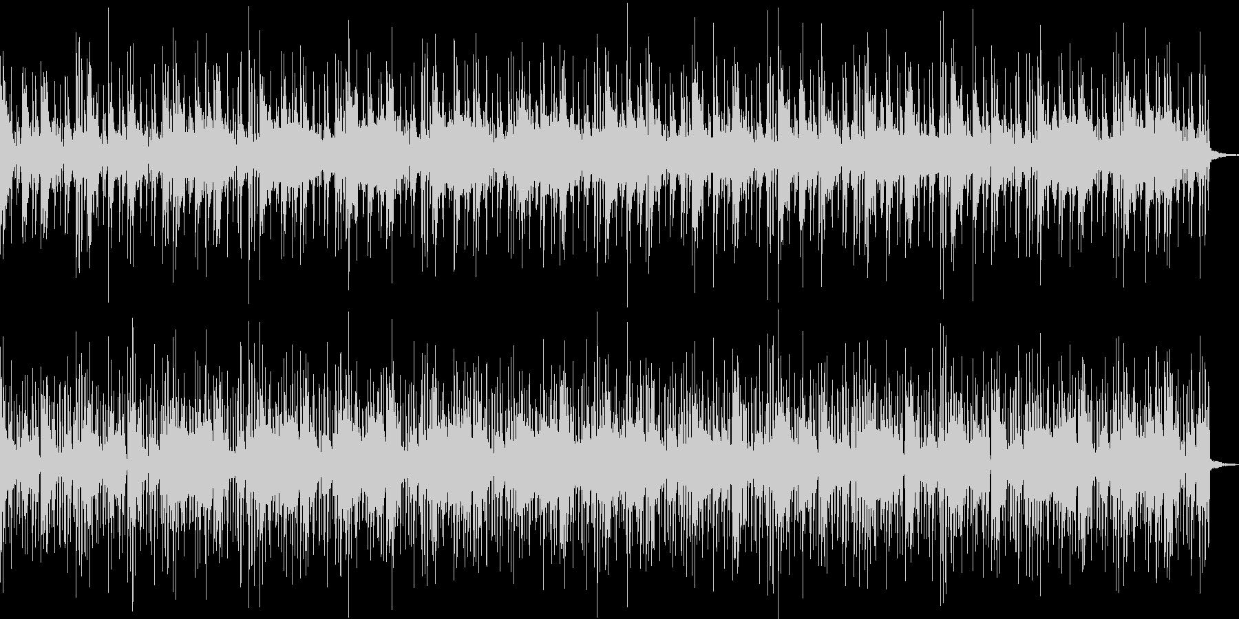 モダンなシーンに合う楽曲 エレクトロ系の未再生の波形