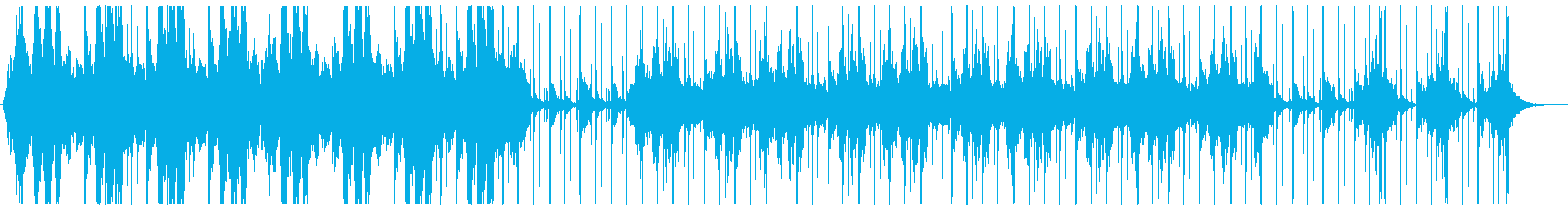 アンビエント系ドキュメンタリーの再生済みの波形