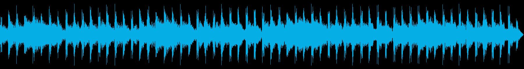 【ループ】レトロ/ゲーム/リザルトの再生済みの波形