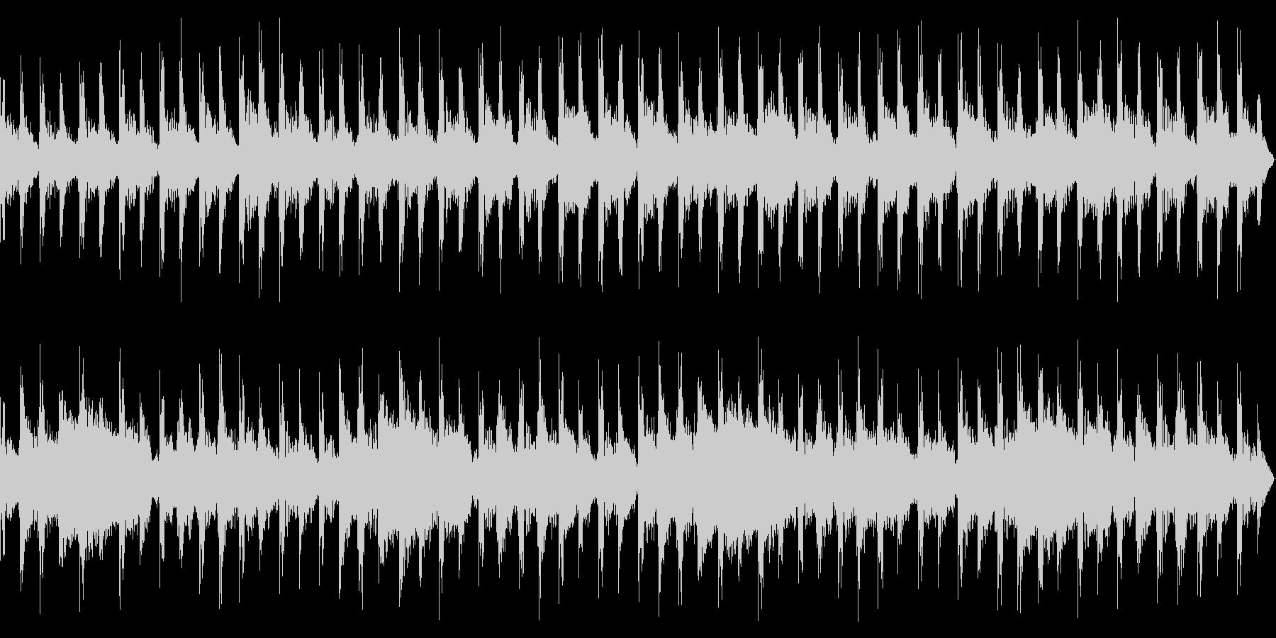 【ループ】レトロ/ゲーム/リザルトの未再生の波形