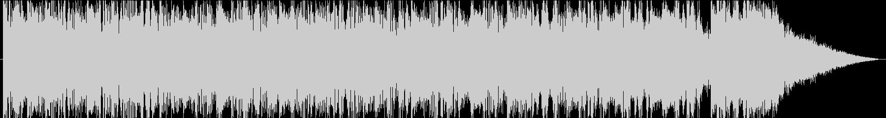 残忍なドラム、大音量のエレクトリッ...の未再生の波形