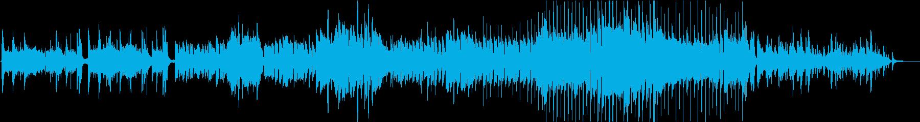 エスニック。伝統的な民ball。歌...の再生済みの波形