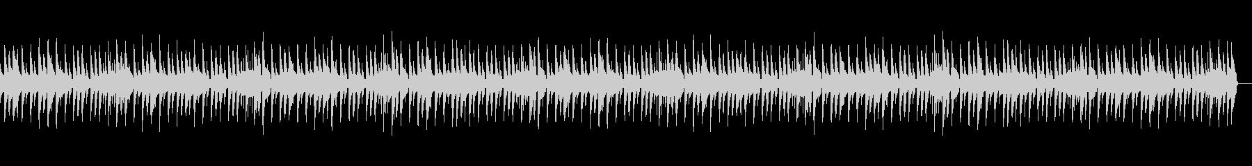 かえるの合唱 (アコギ)の未再生の波形